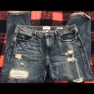 Frame Le Grand Garçon Jeans